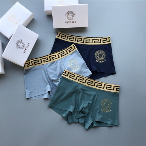 Versace Underwears Shorts For Men #806071