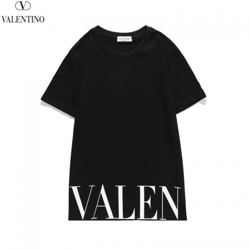 Valentino T-Shirts Short Sleeved O-Neck For Men #806112 $26.19, Wholesale Replica Valentino T-Shirts
