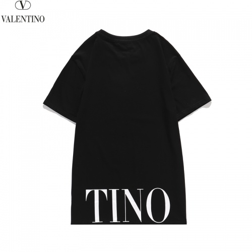 Replica Valentino T-Shirts Short Sleeved O-Neck For Men #806112 $26.19 USD for Wholesale
