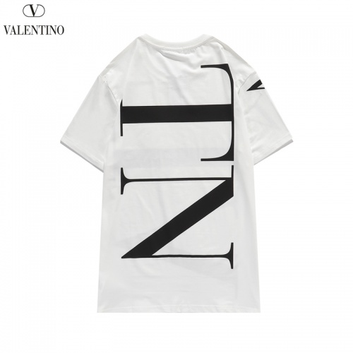 Replica Valentino T-Shirts Short Sleeved O-Neck For Men #806114 $28.13 USD for Wholesale