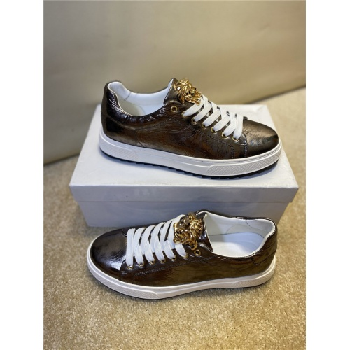 Versace Casual Shoes For Men #806119