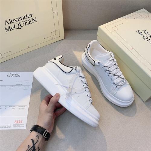 Alexander McQueen Casual Shoes For Women #806130