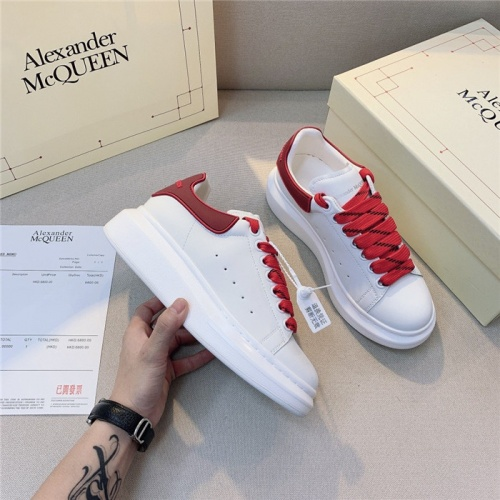 Alexander McQueen Casual Shoes For Women #806132