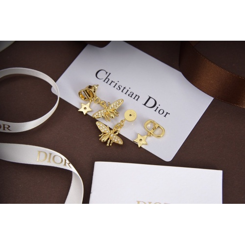Christian Dior Earrings #806192 $28.13 USD, Wholesale Replica Christian Dior Earrings