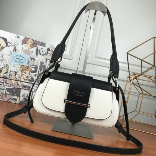 Prada AAA Quality Messeger Bags For Women #806257