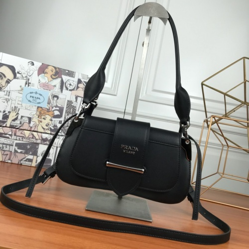 Prada AAA Quality Messeger Bags For Women #806259
