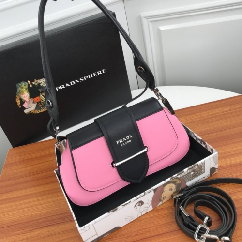 Prada AAA Quality Messeger Bags For Women #806262