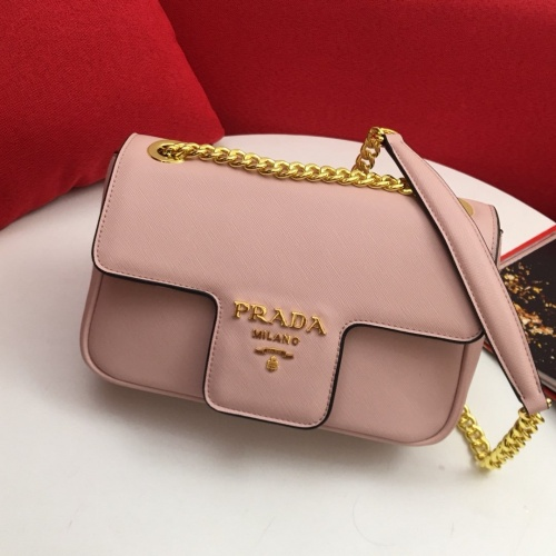 Prada AAA Quality Messeger Bags For Women #806274