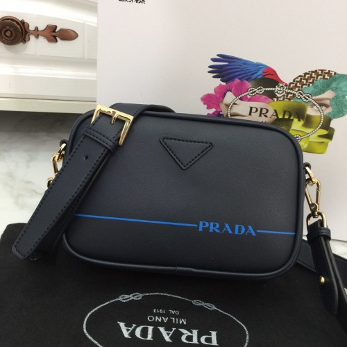 Prada AAA Quality Messeger Bags For Women #806281