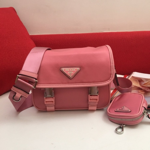 Prada AAA Quality Messeger Bags For Women #806285 $101.85, Wholesale Replica Prada AAA Quality Messeger Bags