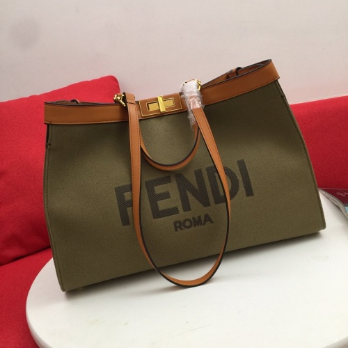 Fendi AAA Quality Handbags For Women #806309