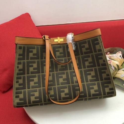 Fendi AAA Quality Handbags For Women #806310