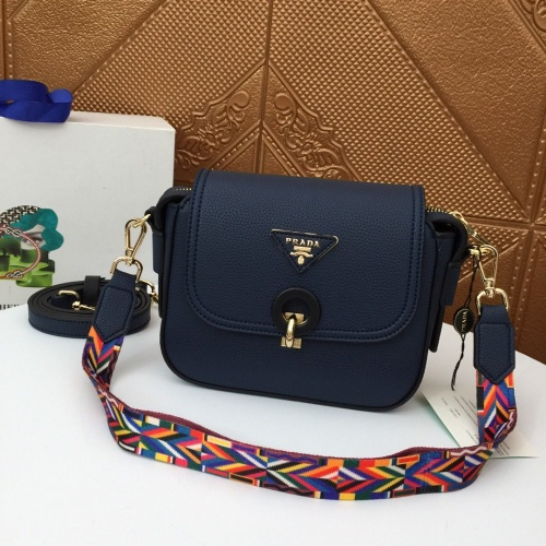 Prada AAA Quality Messeger Bags For Women #806318 $85.36, Wholesale Replica Prada AAA Quality Messeger Bags