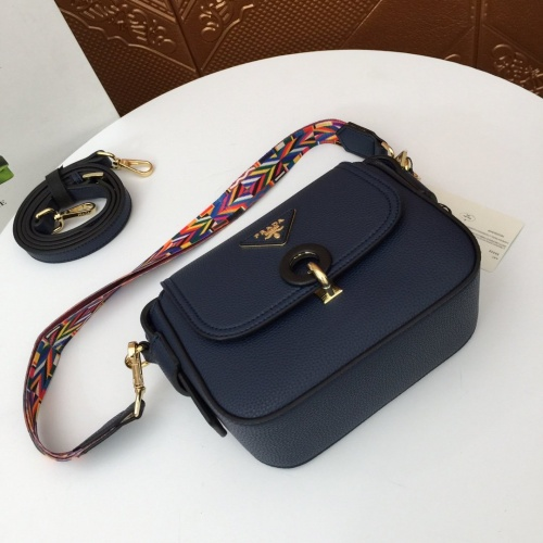 Replica Prada AAA Quality Messeger Bags For Women #806318 $85.36 USD for Wholesale