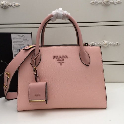 Prada AAA Quality Handbags For Women #806319