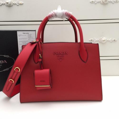 Prada AAA Quality Handbags For Women #806321
