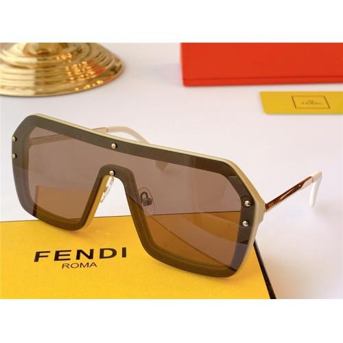 Fendi AAA Quality Sunglasses #806359