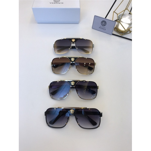 Replica Versace AAA Quality Sunglasses #806402 $43.65 USD for Wholesale