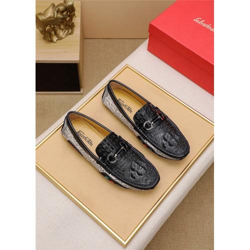 Ferragamo Salvatore FS Casual Shoes For Men #806417