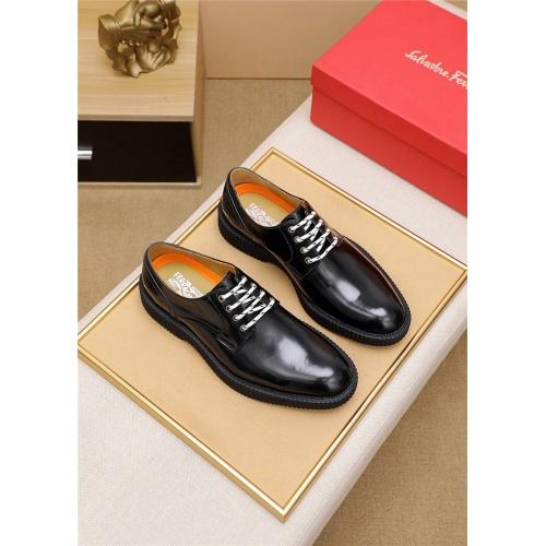 Ferragamo Salvatore FS Casual Shoes For Men #806442