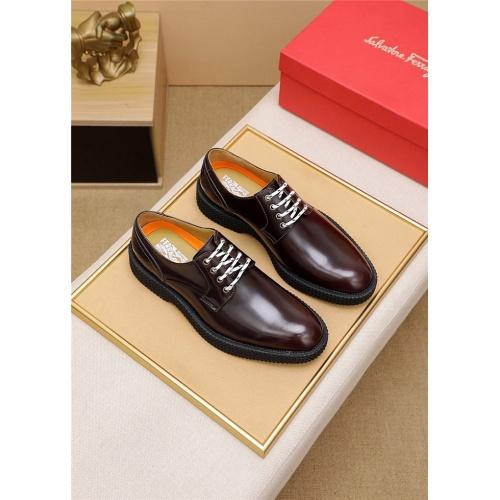 Ferragamo Salvatore FS Casual Shoes For Men #806443