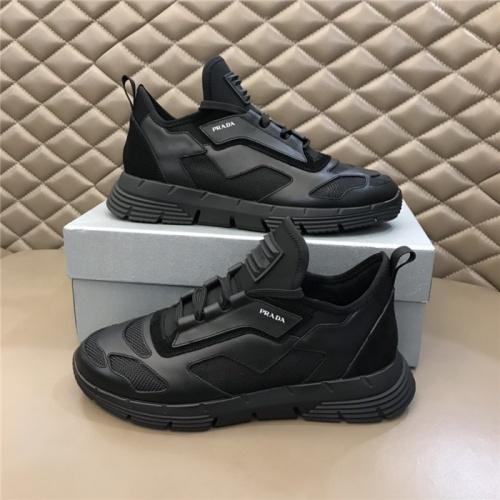 Prada Casual Shoes For Men #806550
