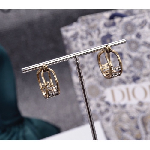 Christian Dior Earrings #806641 $28.13, Wholesale Replica Christian Dior Earrings
