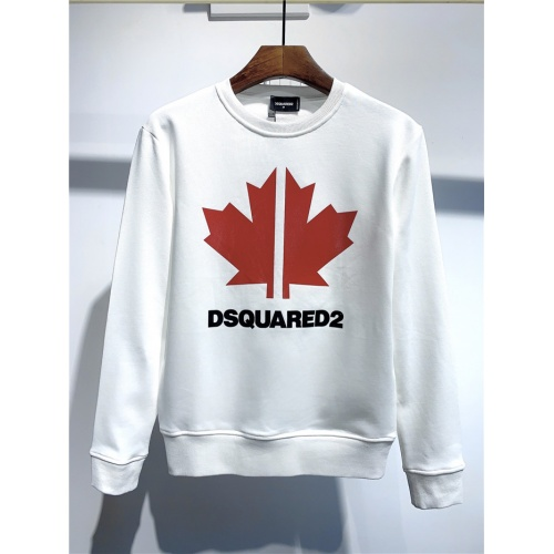 Dsquared Hoodies Long Sleeved O-Neck For Men #806672