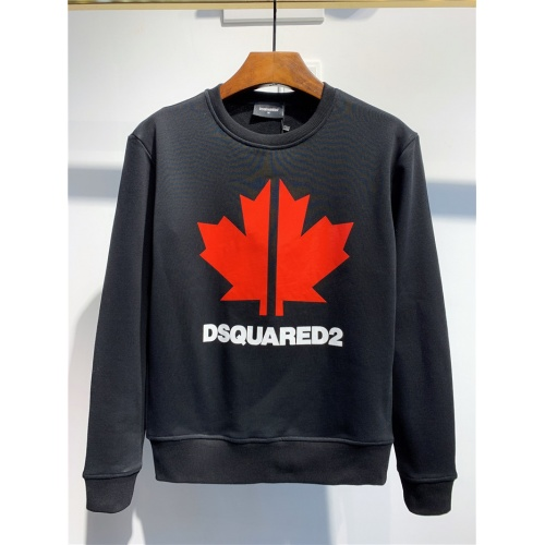 Dsquared Hoodies Long Sleeved O-Neck For Men #806673