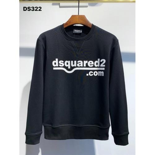 Dsquared Hoodies Long Sleeved O-Neck For Men #806681