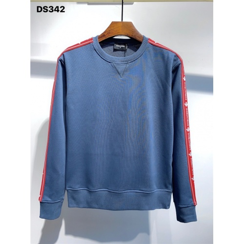 Dsquared Hoodies Long Sleeved O-Neck For Men #806688