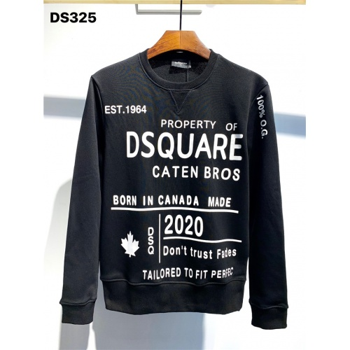 Dsquared Hoodies Long Sleeved O-Neck For Men #806699
