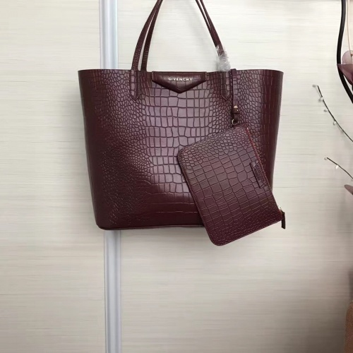 Givenchy AAA Quality Handbags For Women #806880 $215.00 USD, Wholesale Replica Givenchy AAA Quality Handbags