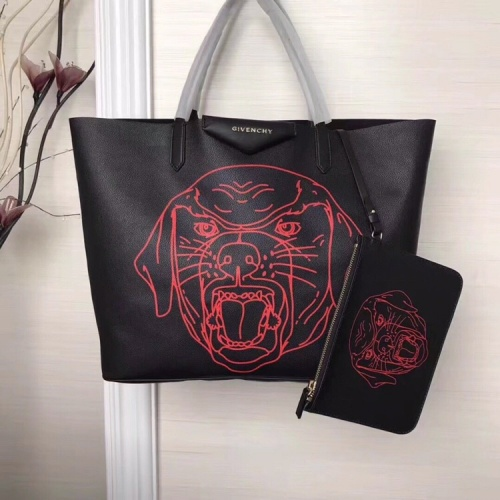 Givenchy AAA Quality Handbags For Women #806910 $170.00, Wholesale Replica Givenchy AAA Quality Handbags