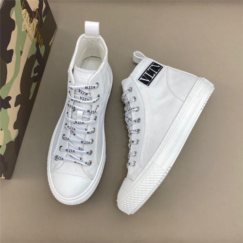 Valentino High Tops Shoes For Men #806941