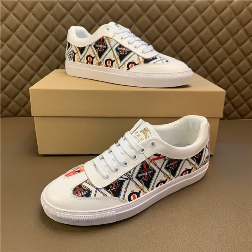 Burberry Casual Shoes For Men #806951