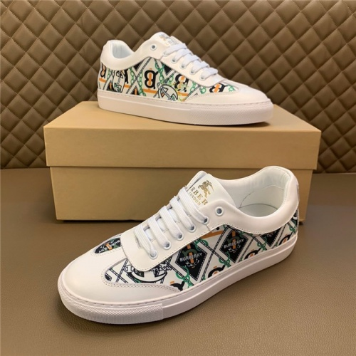 Burberry Casual Shoes For Men #806952