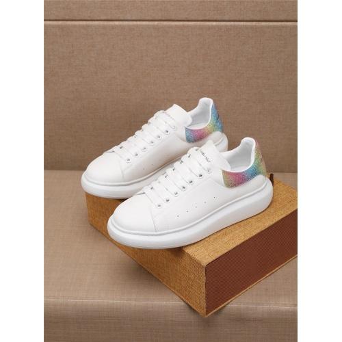 Alexander McQueen Casual Shoes For Men #806962