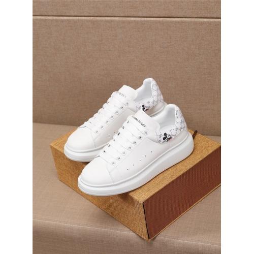 Alexander McQueen Casual Shoes For Men #806966