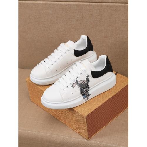Alexander McQueen Casual Shoes For Men #806967