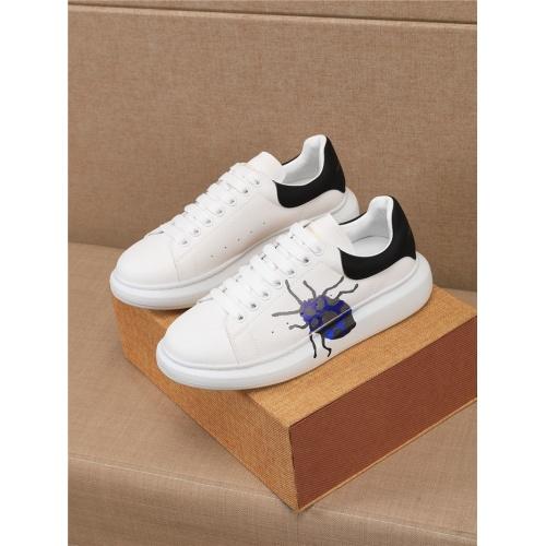 Alexander McQueen Casual Shoes For Men #806968