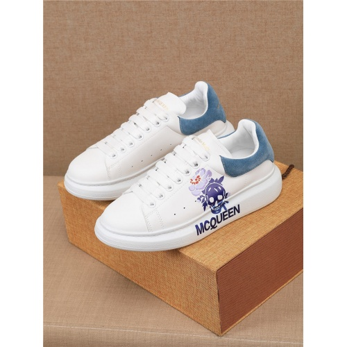 Alexander McQueen Casual Shoes For Men #806969