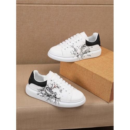 Alexander McQueen Casual Shoes For Men #806972