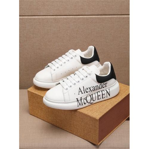 Alexander McQueen Casual Shoes For Men #806973