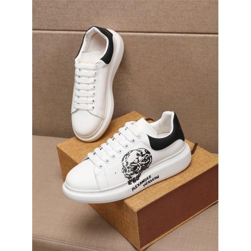 Alexander McQueen Casual Shoes For Men #806974
