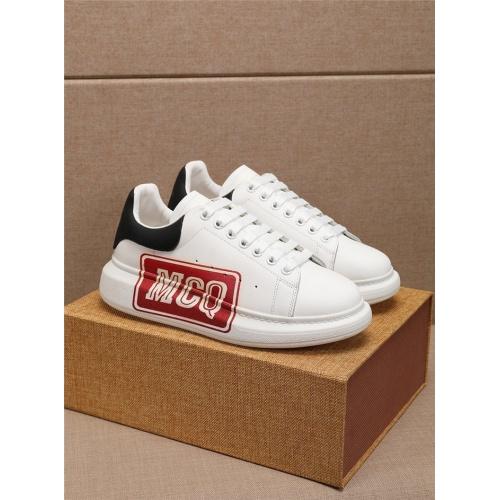 Alexander McQueen Casual Shoes For Men #806977