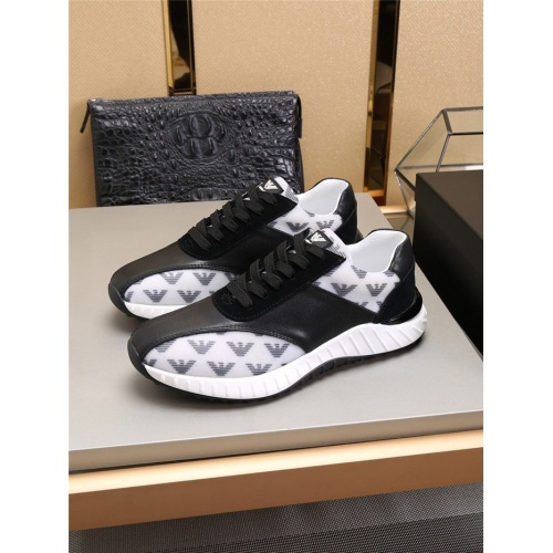 Armani Casual Shoes For Men #807015