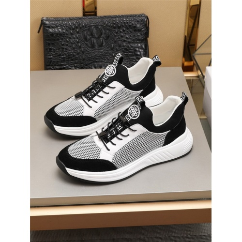 Versace Casual Shoes For Men #807017