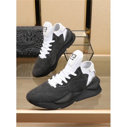 Y-3 Casual Shoes For Men #807030 $82.00 USD, Wholesale Replica Y-3 Casual Shoes