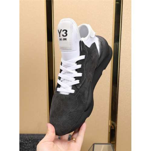 Replica Y-3 Casual Shoes For Men #807030 $82.00 USD for Wholesale